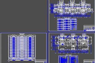 17 - этажный жилой дом