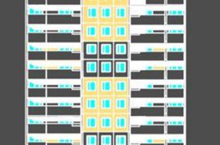 9-этажный жилой дом