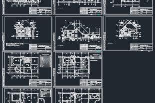План жилого дома
