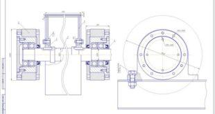 Приводной барабан - базовый вариант