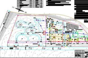 Проект организации строительства строительной базы