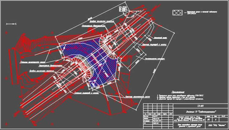 Рабочий проект ремонта моста
