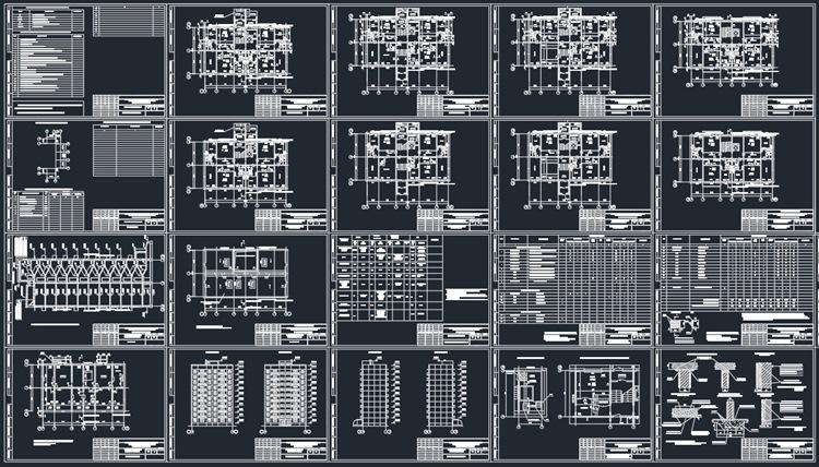 10-ти этажный крупнопанельный жилой дом