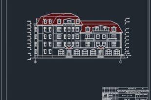 5-этажный жилой дом (проект)