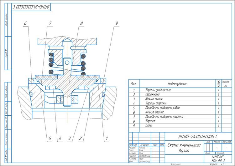 500053_Схема клапанного вузла