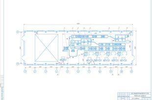 План отделочного цеха