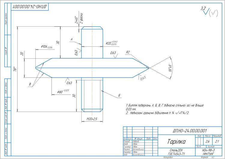 Тарілка клапана (7 шт (1)
